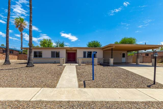 9022 E Rosewood Street, Tucson, AZ 85710 (#22016753) :: Long Realty - The Vallee Gold Team