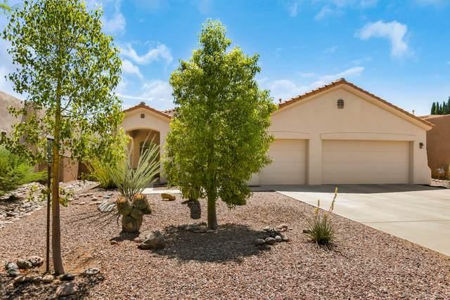 1474 N Camino Villa Los Arcos, Tucson, AZ 85715 (#22016758) :: The Local Real Estate Group | Realty Executives