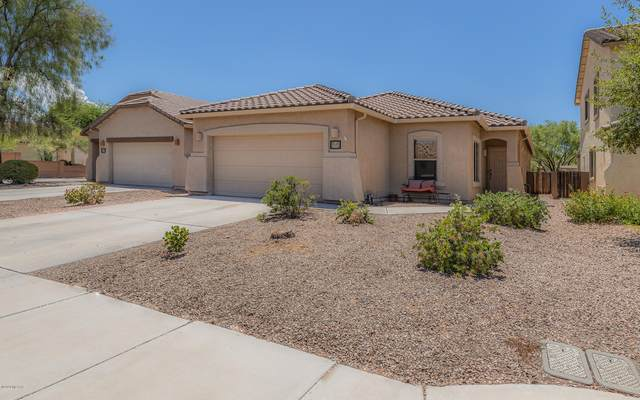 7469 W Phobos Drive, Tucson, AZ 85743 (MLS #22016763) :: The Property Partners at eXp Realty