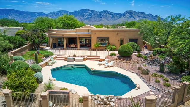 11453 N Meadow Sage, Oro Valley, AZ 85737 (#22016767) :: Long Realty - The Vallee Gold Team