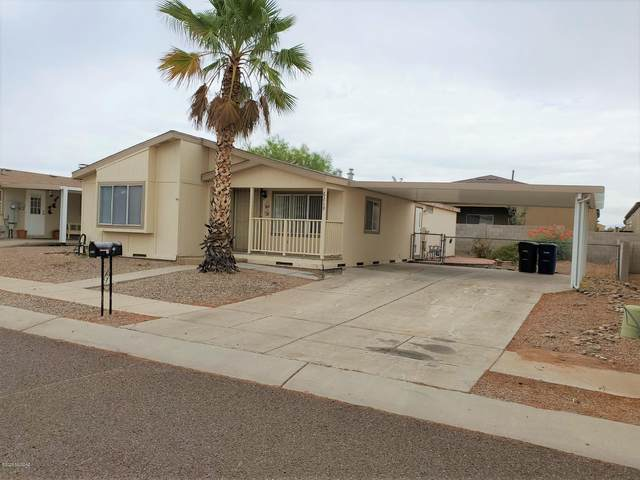 6219 S Black Water Drive, Tucson, AZ 85706 (#22016768) :: Long Realty - The Vallee Gold Team