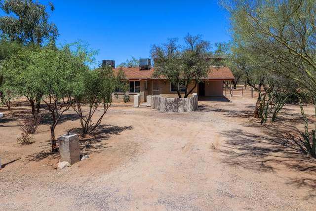 8965 N Marathon Drive, Tucson, AZ 85704 (#22016773) :: Long Realty - The Vallee Gold Team
