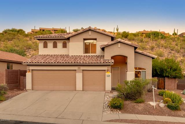 4242 N Sunset Cliff Drive, Tucson, AZ 85750 (#22016778) :: The Local Real Estate Group | Realty Executives