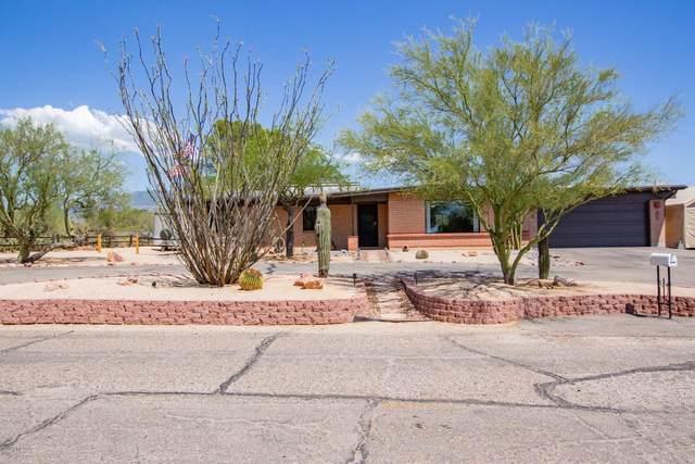 1801 S Placita Andujar, Tucson, AZ 85748 (#22016782) :: Long Realty - The Vallee Gold Team
