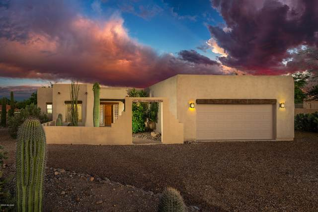 2775 N Criswell Avenue, Tucson, AZ 85745 (#22016785) :: Long Realty - The Vallee Gold Team