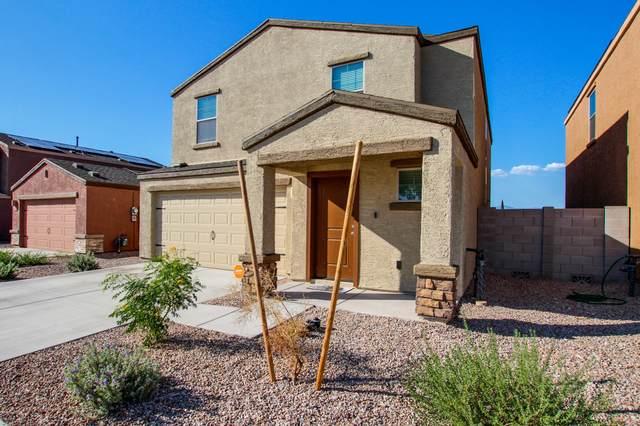4117 E Braddock Drive, Tucson, AZ 85706 (#22016791) :: Long Realty - The Vallee Gold Team