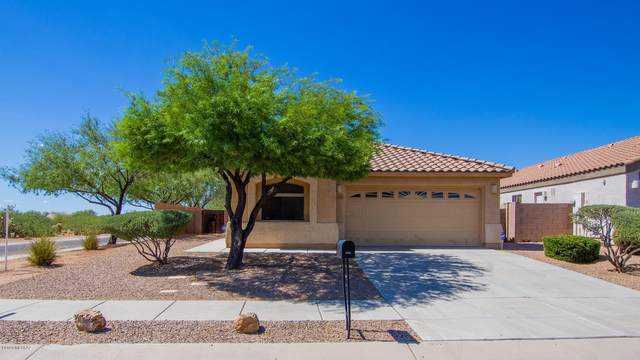 6938 W Quailwood Way, Tucson, AZ 85757 (#22016813) :: Long Realty - The Vallee Gold Team