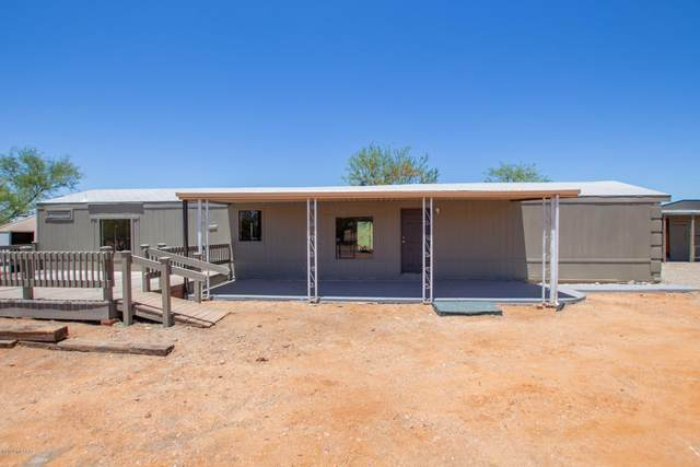 4066 E Pinto Lane, Tucson, AZ 85739 (MLS #22016819) :: The Property Partners at eXp Realty