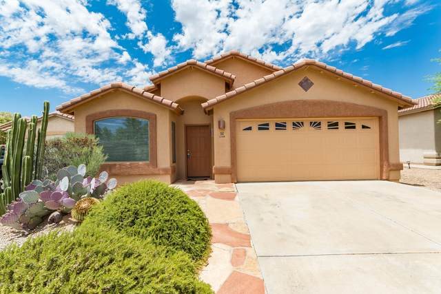 5596 W Acacia Blossom Place, Marana, AZ 85658 (#22016825) :: Long Realty - The Vallee Gold Team