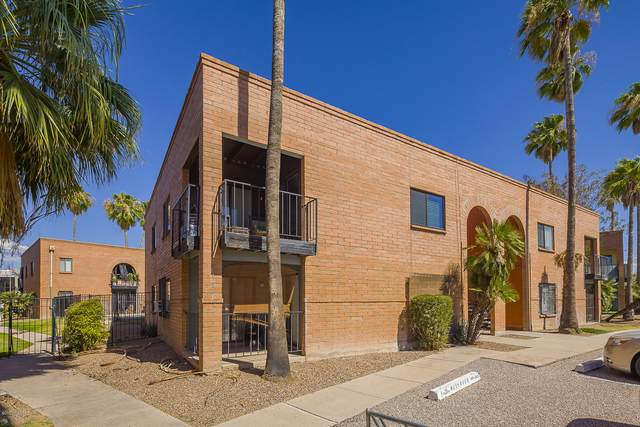 1532 S Columbus Boulevard #5, Tucson, AZ 85711 (#22016829) :: The Local Real Estate Group | Realty Executives