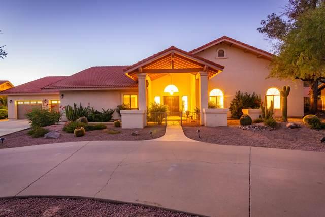 5376 N Buckhorn Drive, Tucson, AZ 85750 (#22016837) :: Long Realty Company