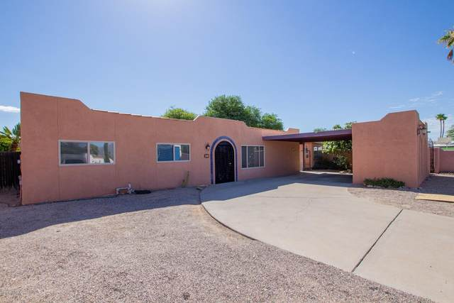 3970 W Sunny Hills Place, Tucson, AZ 85741 (#22016840) :: Long Realty - The Vallee Gold Team