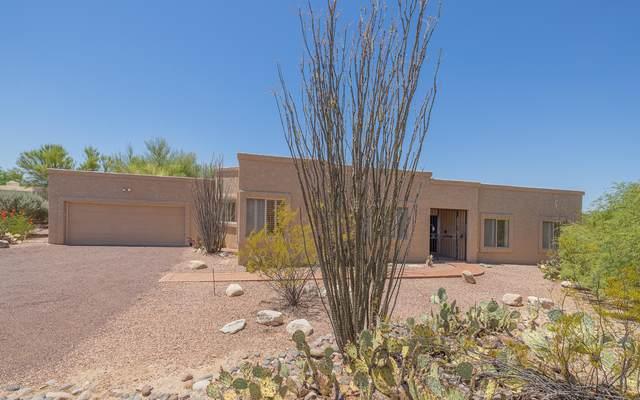 8201 E Circulo Del Oso, Tucson, AZ 85750 (#22016848) :: Tucson Property Executives