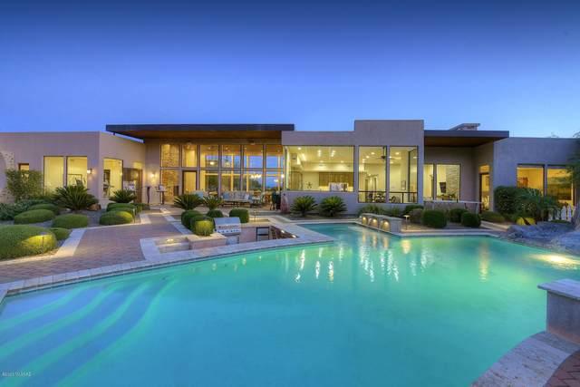 2801 E Plaza Encantada, Tucson, AZ 85718 (#22016851) :: Tucson Property Executives