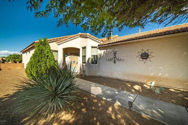 2199 S Via Massari, Green Valley, AZ 85614 (#22016854) :: eXp Realty
