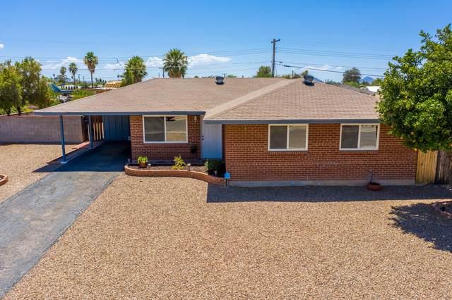 6460 E Calle Luna, Tucson, AZ 85710 (#22016856) :: Long Realty Company