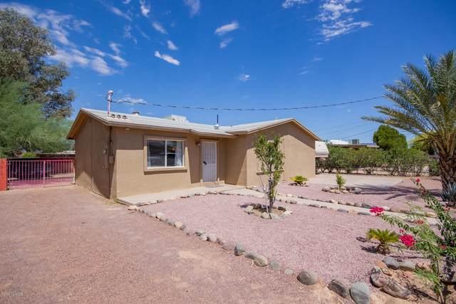 5942 S Morris Boulevard, Tucson, AZ 85706 (#22016858) :: Long Realty - The Vallee Gold Team