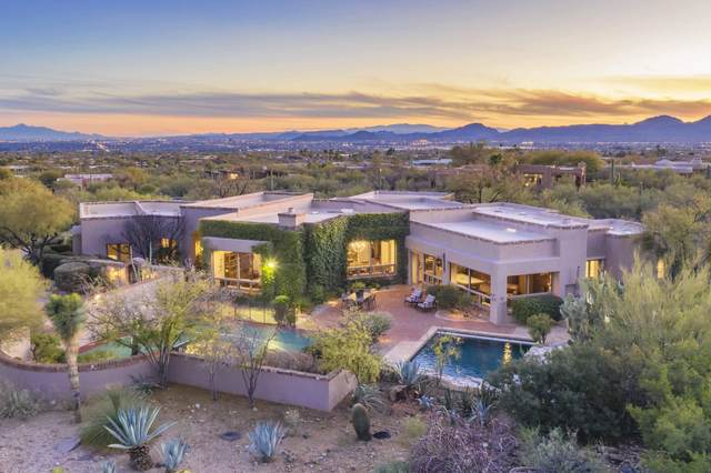 7359 N Mystic Canyon Drive, Tucson, AZ 85718 (#22016861) :: Long Realty - The Vallee Gold Team