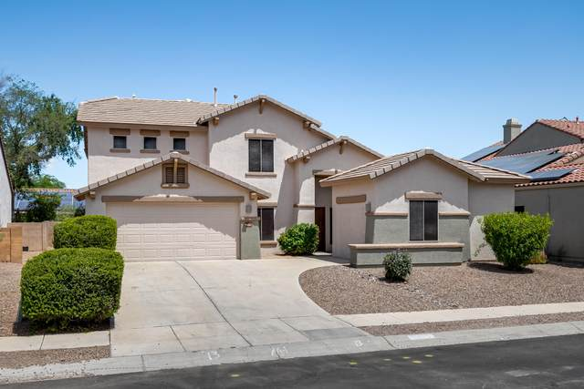 9461 N Weather Hill Drive, Tucson, AZ 85743 (MLS #22016868) :: The Property Partners at eXp Realty