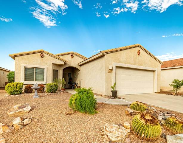 2243 S Via Pompilo, Green Valley, AZ 85614 (#22016869) :: eXp Realty