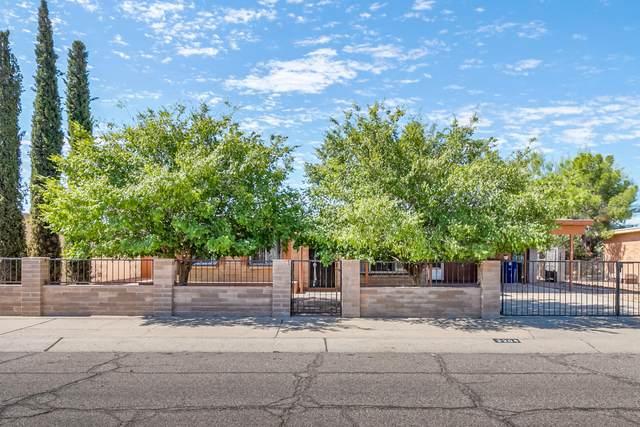 2204 E Nevada Street, Tucson, AZ 85706 (#22016875) :: Long Realty - The Vallee Gold Team