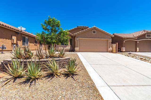 60608 Flank Strap Drive, Tucson, AZ 85739 (#22016877) :: Long Realty - The Vallee Gold Team