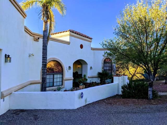 5260 N Placita Cresta Loma, Tucson, AZ 85704 (#22016878) :: Long Realty - The Vallee Gold Team
