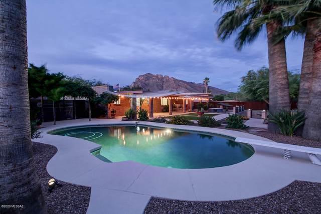 831 W Placita Mesa Fria, Tucson, AZ 85704 (MLS #22016881) :: The Property Partners at eXp Realty