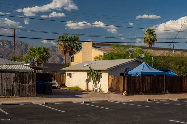 1150 N Magnolia Avenue, Tucson, AZ 85712 (#22016891) :: The Local Real Estate Group | Realty Executives