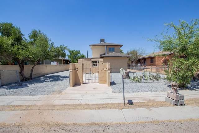 Address Not Published, Tucson, AZ 85705 (#22016903) :: Long Realty Company