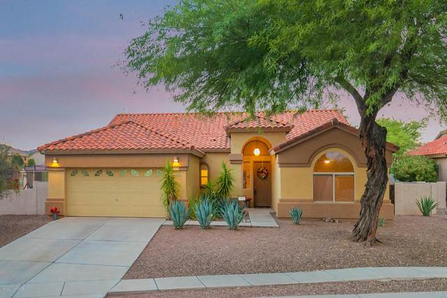 2028 W Scarlet Rose Place, Oro Valley, AZ 85737 (#22016908) :: Long Realty Company