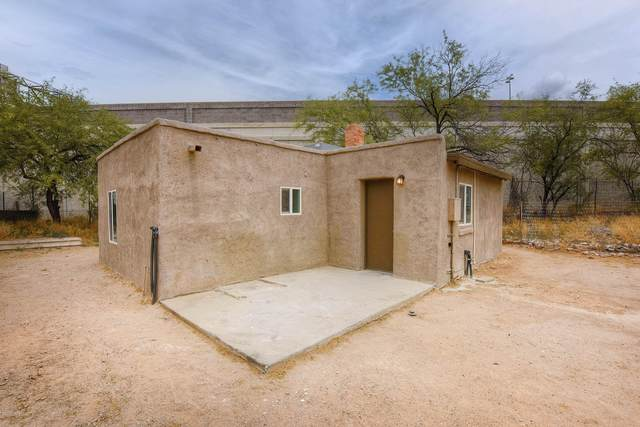344 W 40th Street, Tucson, AZ 85713 (#22016916) :: The Local Real Estate Group | Realty Executives