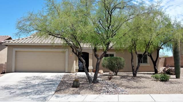 8008 N Iron Ridge Drive, Tucson, AZ 85743 (MLS #22016923) :: The Property Partners at eXp Realty