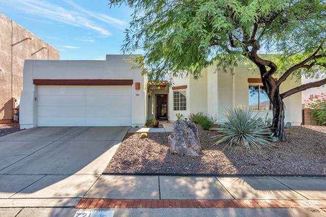 721 N Promontory Drive, Tucson, AZ 85748 (#22016930) :: Long Realty - The Vallee Gold Team