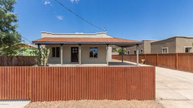 124 S Westmoreland Avenue, Tucson, AZ 85745 (#22016937) :: Long Realty - The Vallee Gold Team