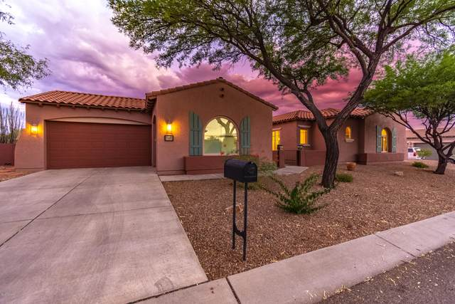 9922 S Camino De La Calinda, Vail, AZ 85641 (#22016943) :: Long Realty - The Vallee Gold Team
