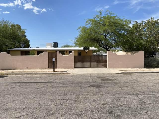 1217 E Macarthur Street, Tucson, AZ 85714 (#22016951) :: Long Realty - The Vallee Gold Team