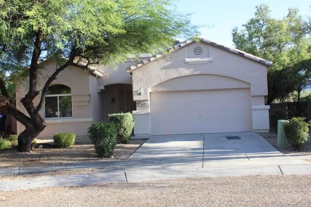 3071 W Desert Bird Court, Tucson, AZ 85745 (MLS #22016955) :: The Property Partners at eXp Realty