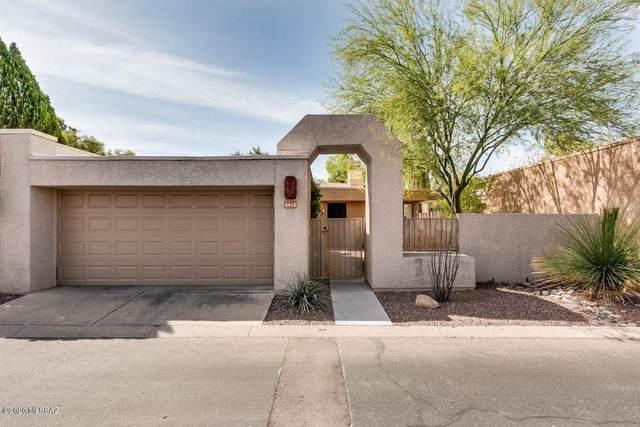 4412 E Caladium Place, Tucson, AZ 85712 (#22016957) :: Long Realty - The Vallee Gold Team