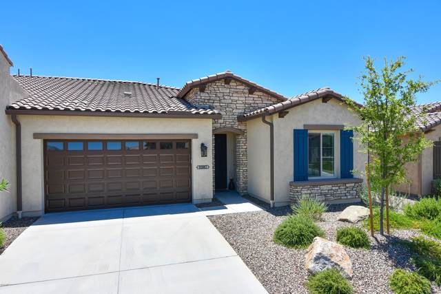 60983 E Slate Road, Oracle, AZ 85623 (MLS #22016965) :: The Property Partners at eXp Realty