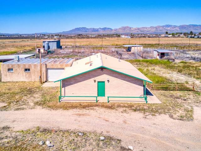 889 N Taylor Road, Willcox, AZ 85643 (#22016977) :: The Local Real Estate Group | Realty Executives