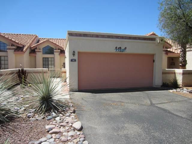 25 E Horizon Circle, Tucson, AZ 85737 (#22016980) :: Long Realty - The Vallee Gold Team