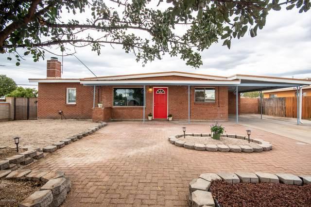 4301 E Hayhurst Street, Tucson, AZ 85712 (#22016982) :: Long Realty - The Vallee Gold Team