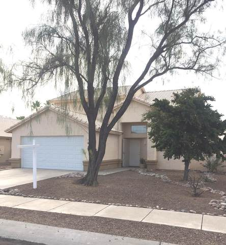 7109 W Amarante, Tucson, AZ 85743 (MLS #22016987) :: The Property Partners at eXp Realty