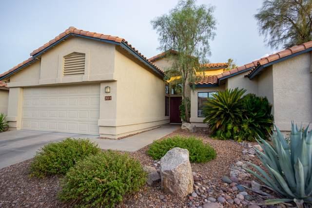 2611 W Camino Ebano, Tucson, AZ 85742 (#22016988) :: Long Realty - The Vallee Gold Team