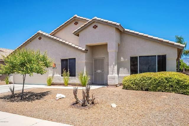 9912 N Pegasus Avenue, Tucson, AZ 85742 (#22017022) :: Long Realty - The Vallee Gold Team