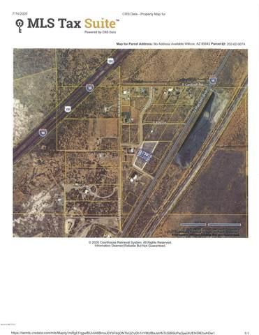 TBD N Coronado Avenue, Willcox, AZ 85643 (#22017026) :: Long Realty - The Vallee Gold Team