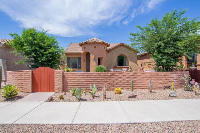 14005 E Stanhope Boulevard, Vail, AZ 85641 (#22017027) :: Long Realty - The Vallee Gold Team