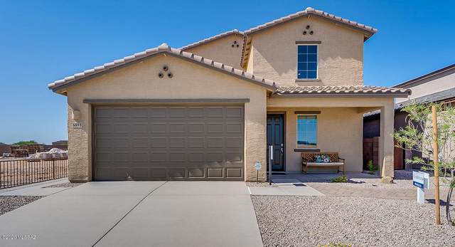 969 W Calle Tronco Seco, Sahuarita, AZ 85629 (MLS #22017028) :: The Property Partners at eXp Realty