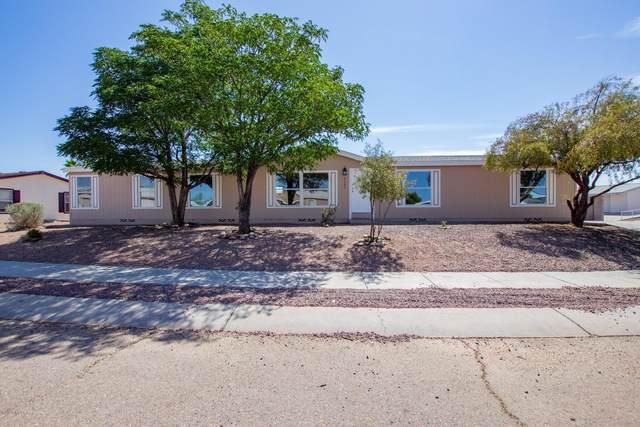 5385 S Brush Berry Drive, Tucson, AZ 85757 (#22017044) :: eXp Realty